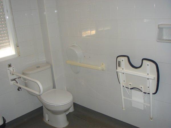 Baño interior habitacion